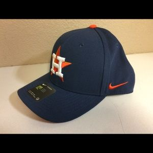 Houston astros mlb hat nike